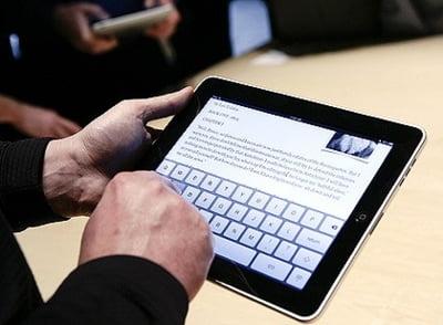 Cota Apple pe piata tabletelor a scazut la circa 50%, erodata de Amazon si Samsung