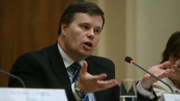 Jeffrey Franks: Romania trebuie sa stie sa se fereasca de criza