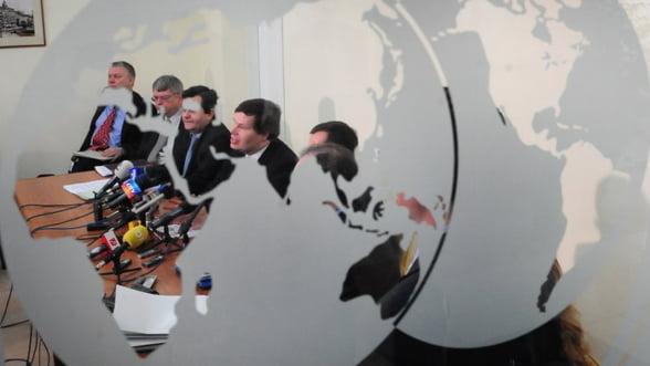 Jeffrey Franks vine la Bucuresti impreuna cu noul sef al misiunii FMI
