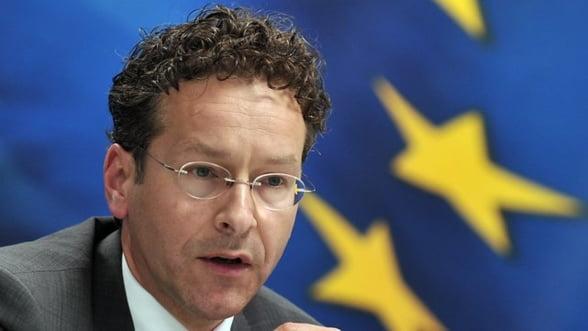 Jeroen Dijsselbloem: Europa trebuie sa se concentreze pe accelerarea redresarii economiei