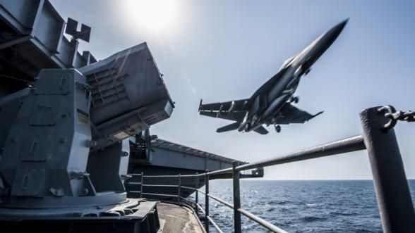 Jihadistii din Siria si Irak, decimati de bombardamente
