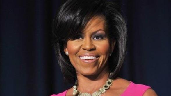 Jocurile Olimpice: Michelle Obama va conduce delegatia americana la Londra