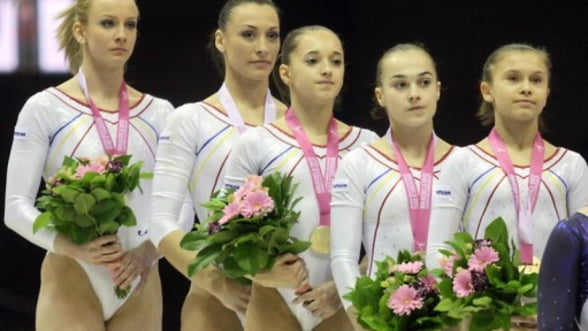 Jocurile Olimpice: Peste un milion de romani au urmarit finala la gimnastica