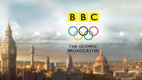 Jocurile Olimpice: Statistici impresionante pentru site-ul BBC