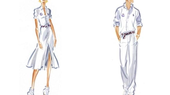 Jocurile Olimpice 2012: Ralph Lauren ii imbraca pe sportivii americani