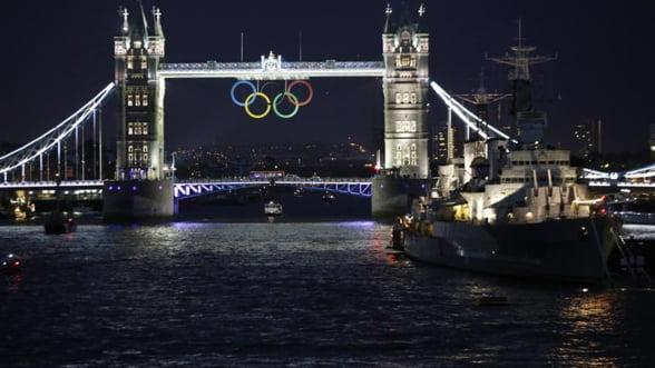 Jocurile Olimpice de la Londra: Cum poti face profit ca sponsor?