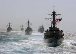 Jocurile Olimpice de la Soci: Nave militare ale SUA se indreapta spre Marea Neagra