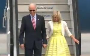 """Joe Biden, la Bucuresti: SUA au """"o obligatie sacra"""", sa fie alaturi de Romania"""