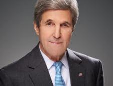 John Kerry il indeamna pe Trump sa demisioneze si nu exclude sa intre, din nou, in lupta pentru Casa Alba