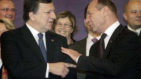 Jose Manuel Barroso: Credibilitatea Romaniei depinde de stabilitatea mediului politic si juridic