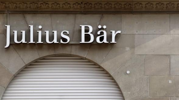 Julius Baer va prelua active de 72 miliarde de franci ale Merrill Lynch