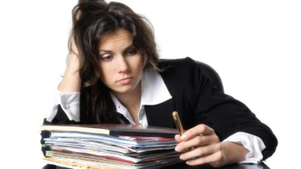 Jumatate dintre angajatii din intreaga lume, nefericiti la locul de munca - studiu