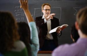 Jumatate dintre profesori au dat in judecata MECTS pentru plata drepturilor