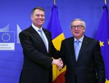 Juncker: Daca Legile Justitiei raman asa, discutam altfel despre Schengen si MCV. Nu acceptam pasi inapoi