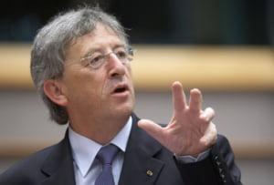 Juncker: Euro este o moneda de incredere