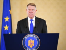 Juramant fulger la Cotroceni pentru noii ministri acceptati de Iohannis