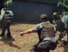 Jurassic World, in continuare cel mai vizionat film - Vezi Top 5 (Video)