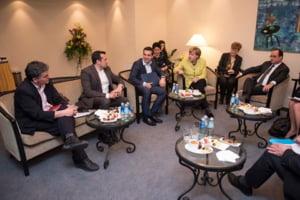 Jurnalist german, despre criza din Grecia: Merkel nu vrea un cadavru in mainile sale