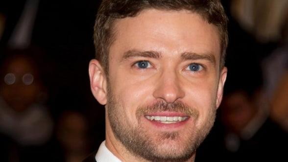 Justin Timberlake este director de creatie al producatorului de bere Bud Light Platinum