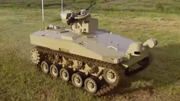 Kalashnikov pe senile: Cea mai noua masina de lupta a rusilor e gata de teste