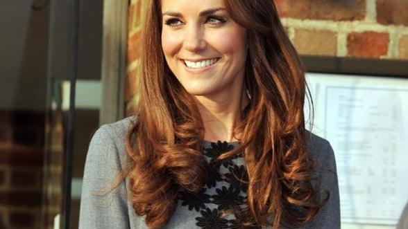 Kate Middleton tine un regim pe baza de alimente neprocesate