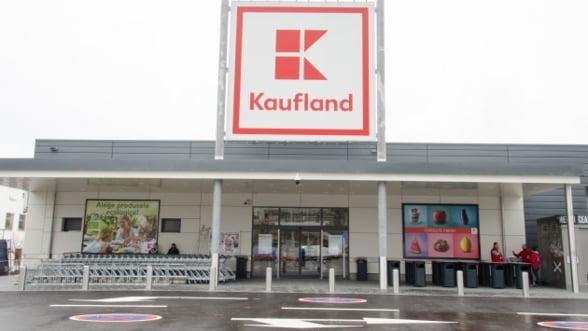 Kaufland preia contributiile angajatorului in salariul brut al angajatului - netul creste in medie cu 1,5%