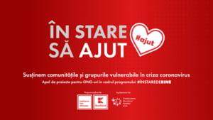 Kaufland pune la bataie 500.000 de euro pentru proiecte de intrajutorare in criza corona