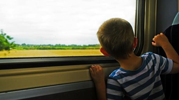Kido Express: O calatorie care-i va face pe cei mici sa iubeasca vacanta cu trenul