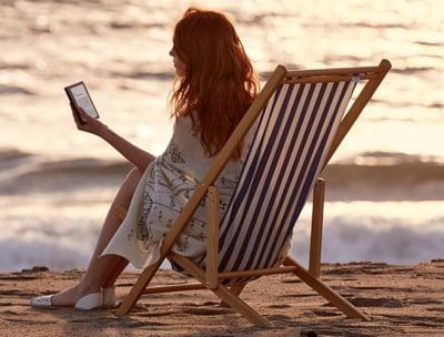 Kindle Oasis, cel mai scump e-Reader lansat de Amazon: Te citeste el pe tine!