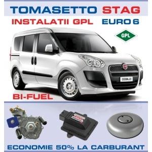 Kituri GPL pentru autoturisme Euro 6