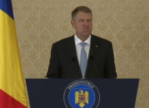Klaus Iohannis: Tariceanu creeaza impresia ca e putin obsedat. Persoane obsedate nu fac bine politicii
