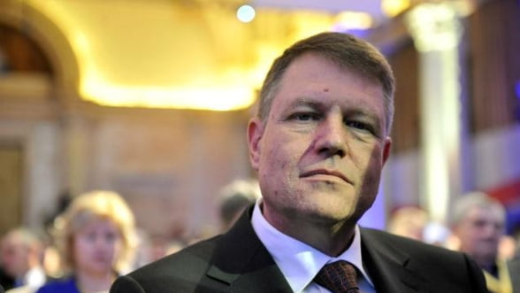 Klaus Iohannis, in conflict de interese penal pentru Forumul German