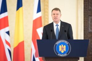 Klaus Iohannis cere sa se adreseze Parlamentului