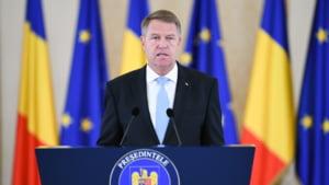 Klaus Iohannis se intalneste azi cu delegatia Comisiei de la Venetia