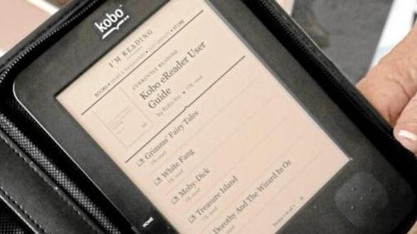 Kobo, noul adversar al tabletei Kindle Fire