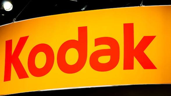 Kodak se reorienteaza in fata falimentului