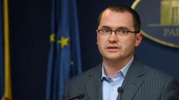 Korodi, Rosia Montana: As dori ca ministerul sa contribuie la aceasta decizie