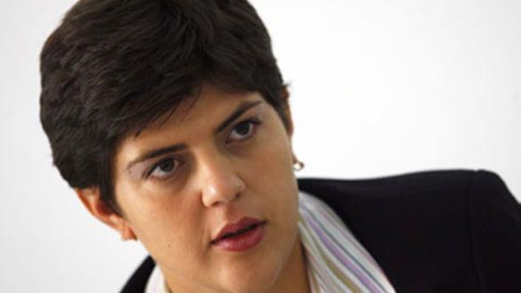 Kovesi: Instantele au dispus confiscari de peste 107 milioane de euro in 2012, in dosare DNA