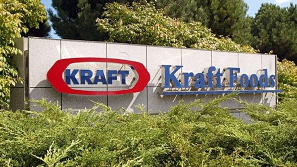 Kraft Foods, proprietarul ciocolatei Poiana, si-a schimbat numele