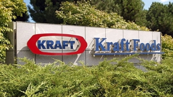 Kraft Foods concediaza 1.600 de angajati