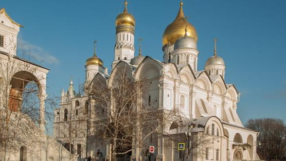 Kremlin: Arestarea unor investitori straini nu ar trebui sa afecteze mediul de afaceri