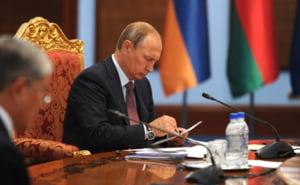 Kremlinul dezminte ca Rusia vrea sa bombardeze pozitii ale Statului Islamic