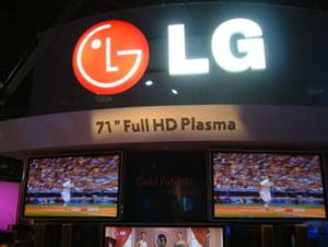 LG Electronics investeste in marketing peste 150 milioane dolari in Europa
