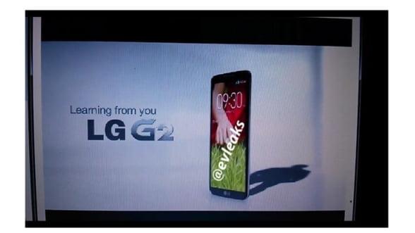LG G2, dezvaluit cu cateva ore inainte de lansare. Cum arata ultimul smartphone al sud-coreenilor