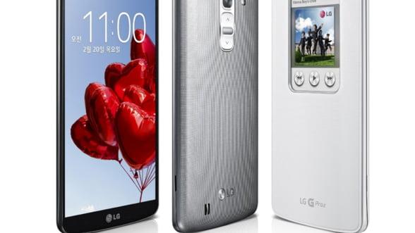 LG a anuntat oficial existenta LG G Pro 2