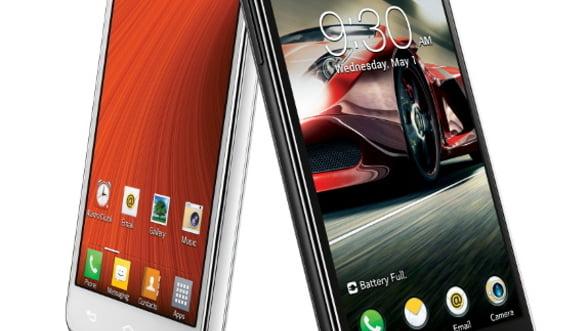 LG a dezvaluit oficial smartphone-urile 4G Optimus F5 si F7