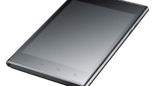 LG lanseaza o nou smartphone Optimus Vu cu o rezolutie mai mare