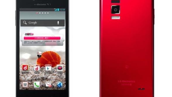LG lanseaza smartphone-ul Optimus G