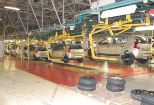 La Dacia saptamana de lucru are 6 zile