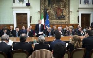 La Roma, acum 60 de ani, s-a pus piatra de temelie. Astazi, se decide viitorul UE